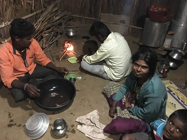 You have helped light up 700 houses,this Diwali help us light 300 more