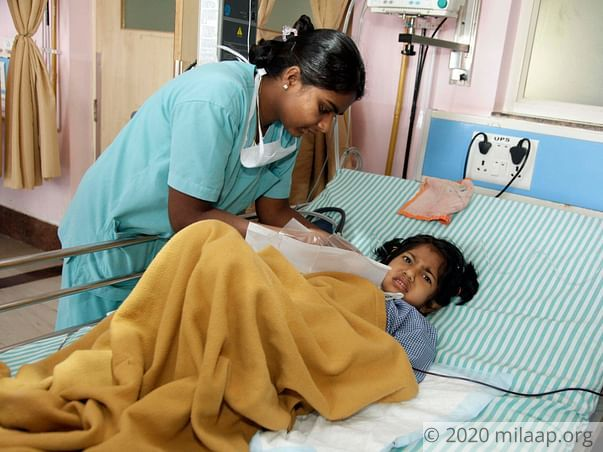 Farmer's 5-year-old May Succumb To Kidney Failure Without Help