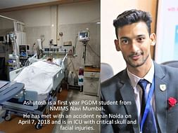 Help Ashutosh Recover From Severe Skull Injury