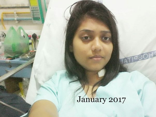 Help Silpi Fight With Cancer And Undergo Bone Marrow Transplant