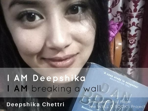 Join Deepshika to bring hope to 1 Million Kids in India