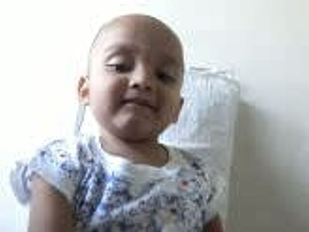 Help 2-Year-Old Adil Fight Cancer
