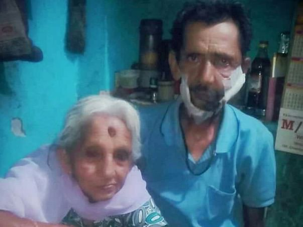 Help A Cancer Patient And His Elderly Mother To Survive