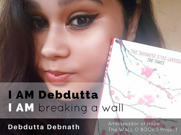 Join Debdutta to bring hope to 1 Million Kids in India