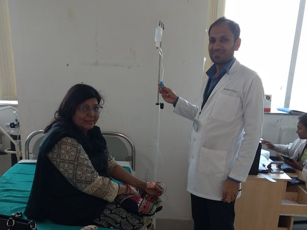 Help Sapna Fight Cancer