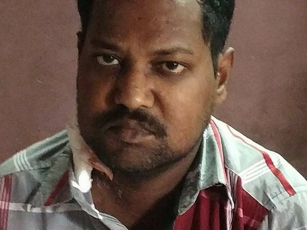 Help Sathyanadhan's family in their hour of need
