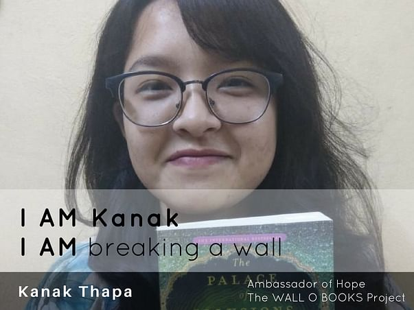 Join Kanak to bring hope to 1 Million Kids in India