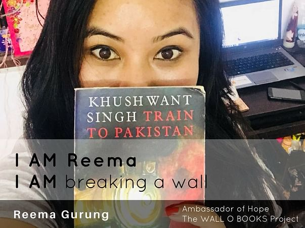 Join Reema to bring hope to 1 Million Kids in India