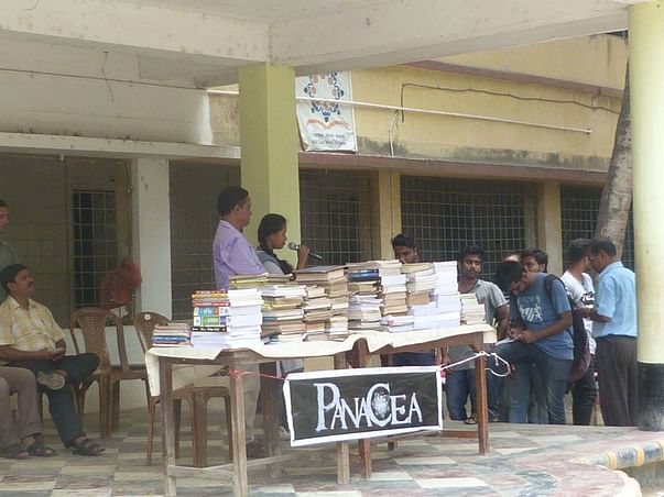 "Help ""Panacea"", A Student Group In W.B. Educate The Underprivileged."