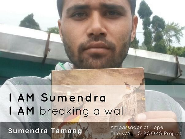 Join Sumendra to bring hope to 1 Million Kids in India
