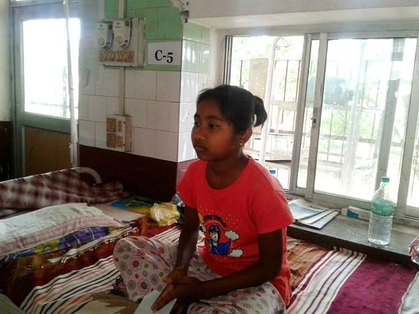 This 12-Year-Old Girl Is Dying Even Faster Because Of Poverty