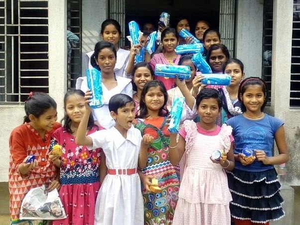 Support Aayom To Help Needy Women With Eco-friendly Sanitary Pads