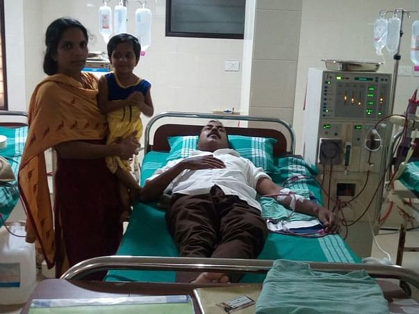 Request Help For Kidney Transplantation and save a family