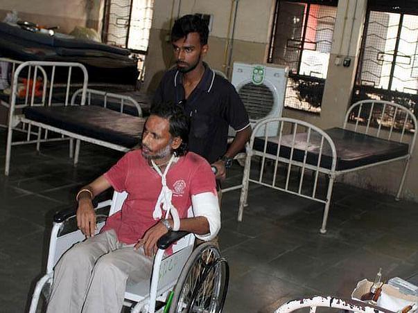 Help Jasper rescue people left to die on Hyderabad roads