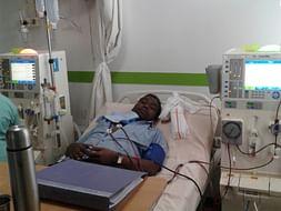 Sathish Needs Help For  A Kidney Transplant.