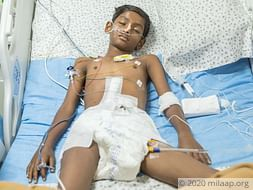 Boy Who Vomits Every 15 Minutes Is Slipping Into A Coma And Needs Help