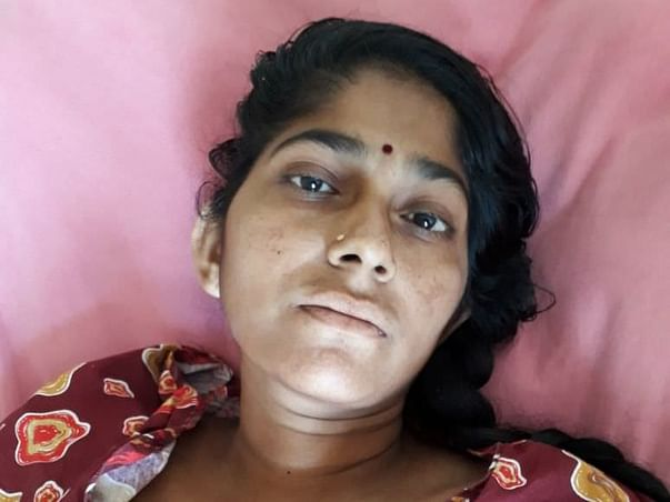 Help Vanitha Recover From A Road Accident Where She Lost Her Leg.