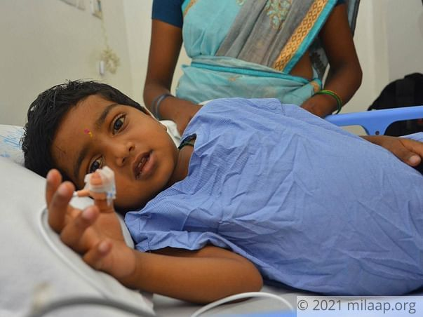 3-year-old Bhavya Has Hours Left To Get A New Liver That Can Save Her