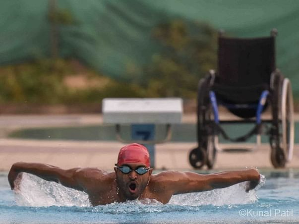 Help Shams Participate in the Asian Para Games 2018