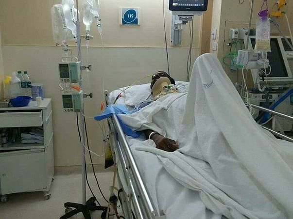 Help Soumen Recover From His Medical Illness