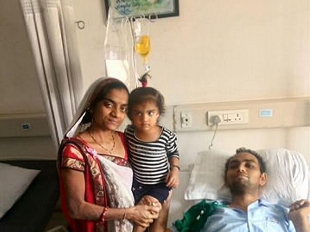 Help Mehul Ode Afford Pancreatis Treatment