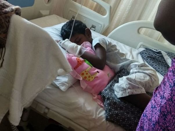 Help Kanshika fight Meningitis