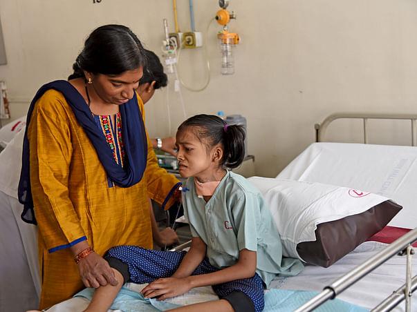 Help Revati fight heart failure
