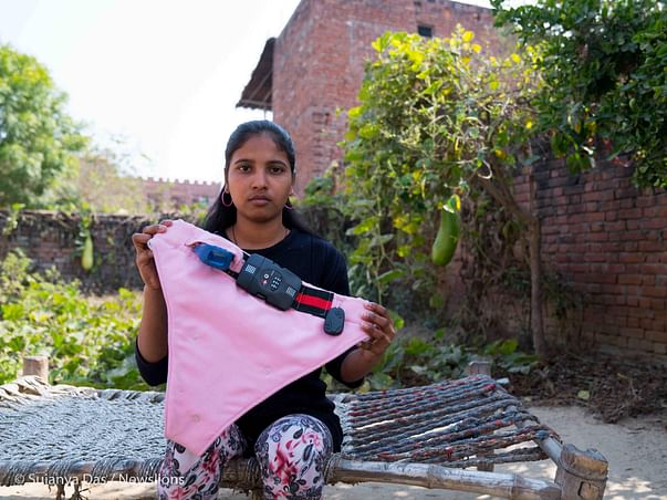 Help 20-year-old girl's efforts to create Rape Proof Underwear