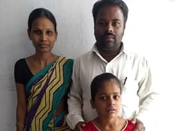Fundraising For Baby Sai Varshitha's Urgent Liver Transplant