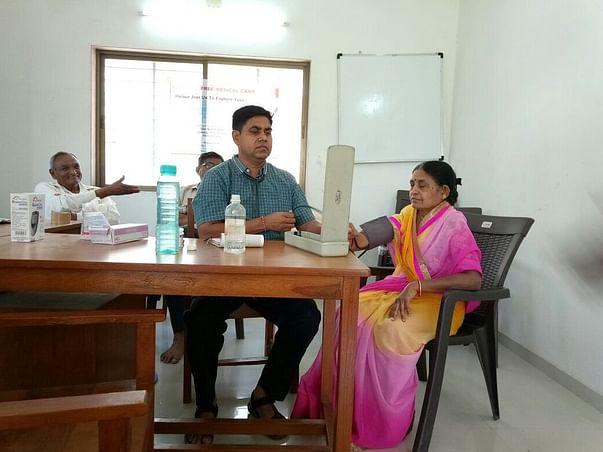To Setup Diagnostic Centres At Underpriviledged Villages