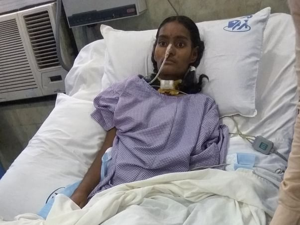 Help Lakshmi fight G B SYNDROME
