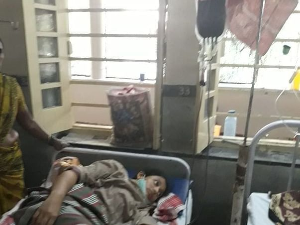 Help Anusha Suffering From Blood Cancer.