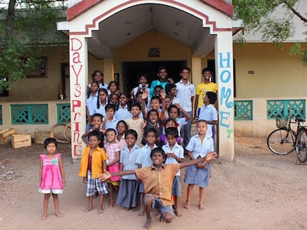 Help Us Provide Food And Medical Care For Dayspring Children Home.
