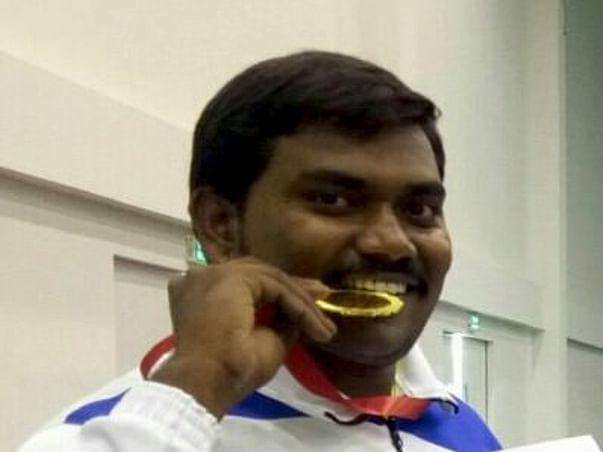 Help Ragula Naresh Yadav, A Para Athletics Champion.