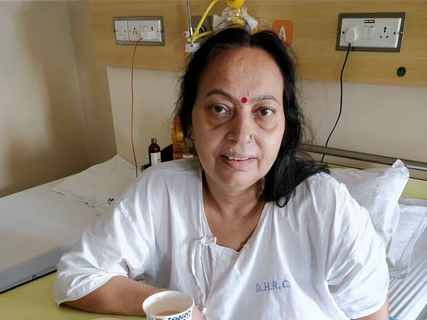 Help Mrs Sudha Who Needs A Bone Marrow Transplant To Fight Cancer