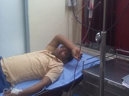 Help Neeraj The Only Earning Member Fight Cancer And Save His Family