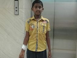 Help 8-Year-Old Sourav Fight Blood Cancer