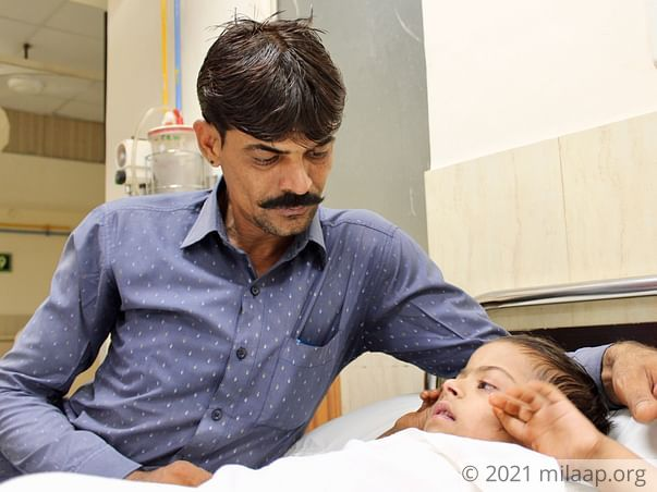 72 Hours To Save Taxi Driver's 5-year-old From Heart Failure