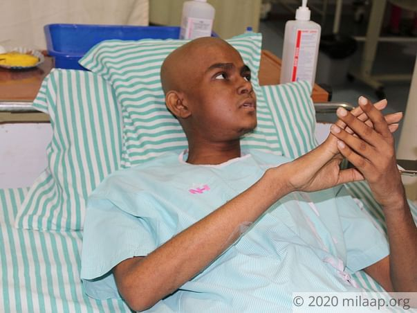 19-year-old Fought Cancer Once,This Time His Family Might Lose Him