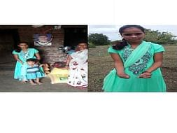 Help Ratnabai Bhivanse In Upbringing Her Children And Run Her Family
