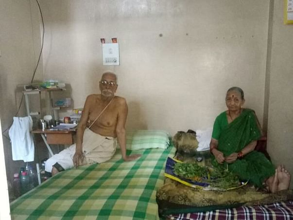 Old Age is not A Curse,needs Love n Care -Service to Aged is Godliness