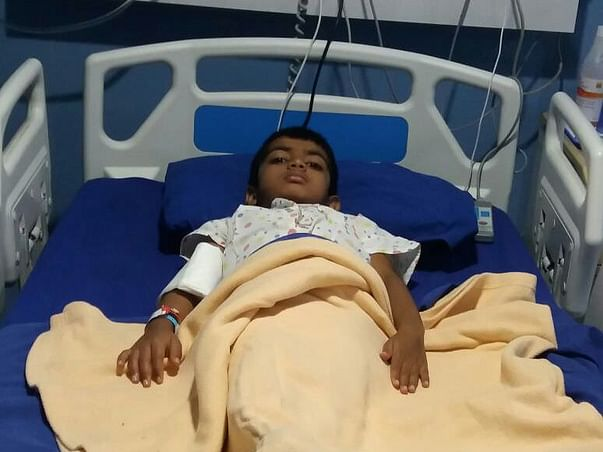 6-year-old Who Is Bleeding Through Eyes And Even Stool Needs Help