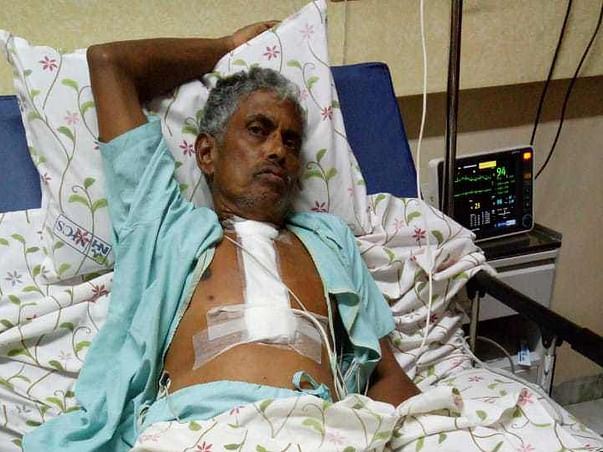 Help Raghul's Father (Rajeswaran) For His Open Heart Surgery
