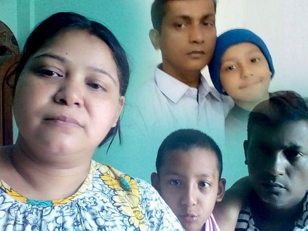 Help Susmita fight thyroid cancer