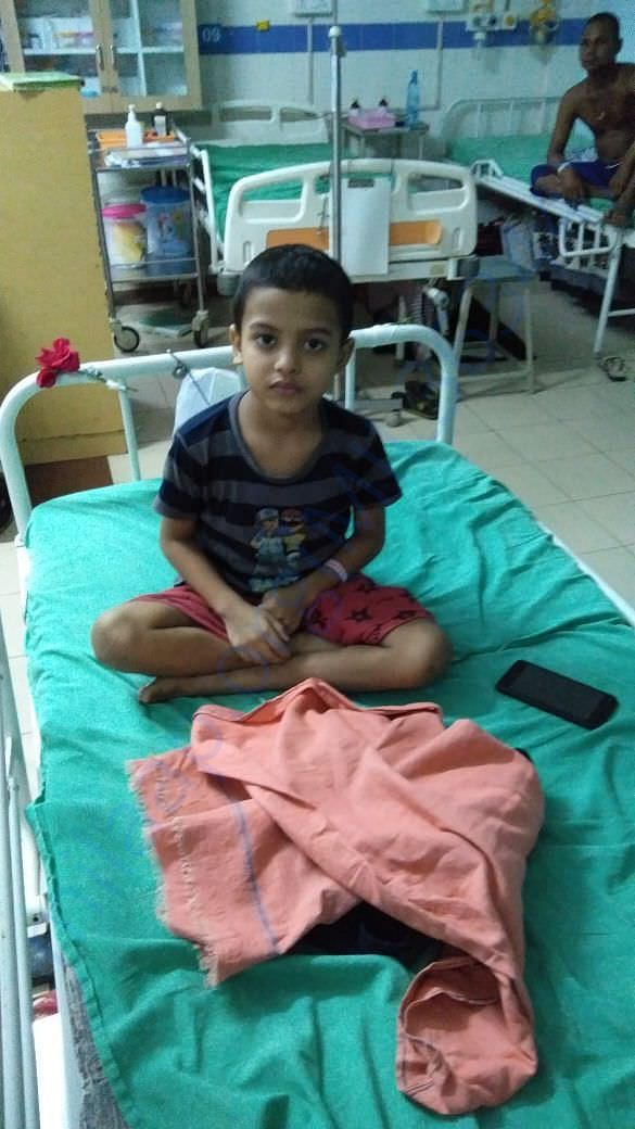 Help Swagat Sahoo to fight against cancer