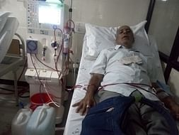 Help MV Jothiprakash Suffering From CKD For Dialysis Treatment.