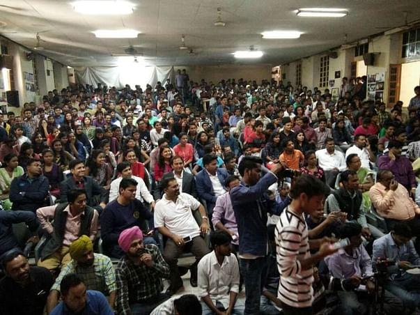 Help Strengthen Rural India through Active Citizenship Education