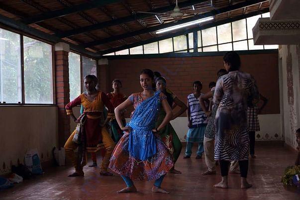Girls of Anandi Arts foundation