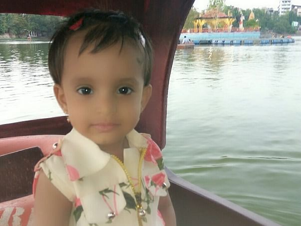 Help Baby Riya For Cochlear Implant Surgery
