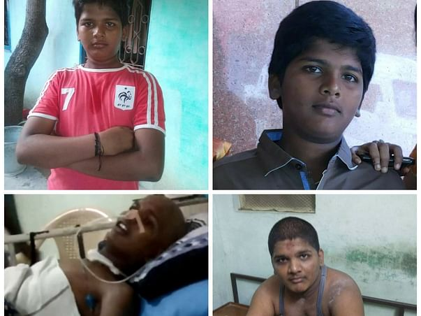 Help Vignesh To Get Back To Life